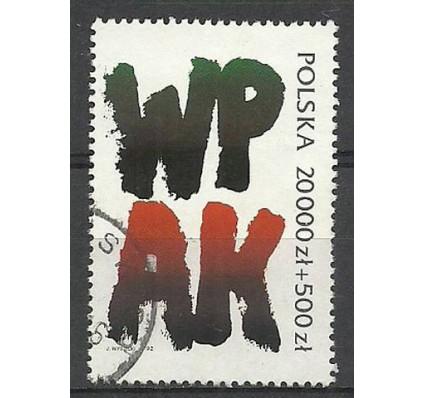 Znaczek Polska 1992 Mi 3415 Fi 3267 Stemplowane