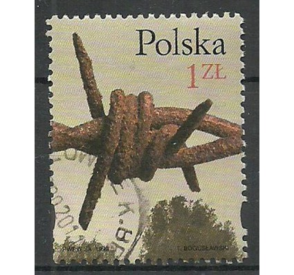 Znaczek Polska 1999 Mi 3796 Fi 3648 Stemplowane