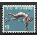 Liechtenstein 1956 Mi 344 Czyste **