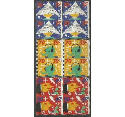 Znaczek Holandia 1993 Mi 1492-1494IA Czyste **