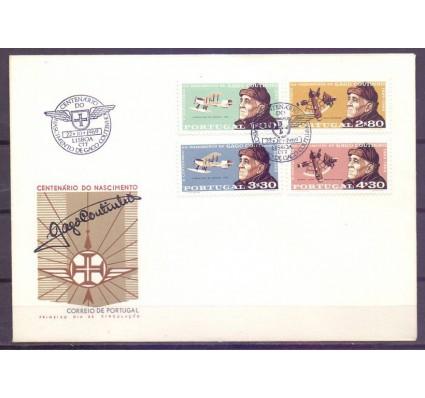 Znaczek Portugalia 1969 Mi 1084-1087 FDC