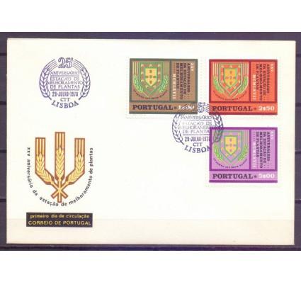 Znaczek Portugalia 1970 Mi 1102-1104 FDC
