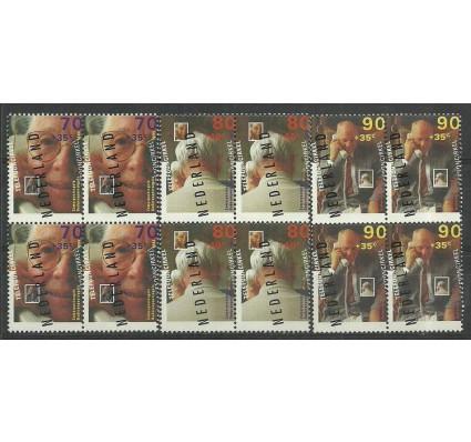Znaczek Holandia 1994 Mi 1511-1513IA Czyste **