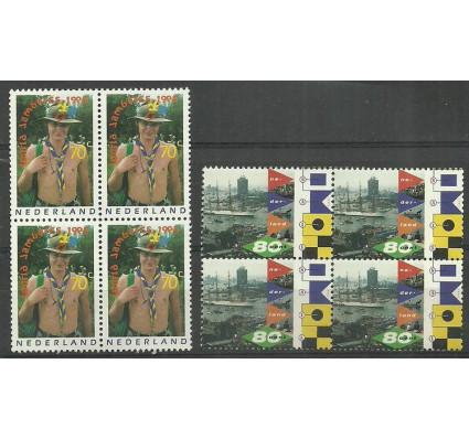 Znaczek Holandia 1995 Mi 1547-1548 Czyste **