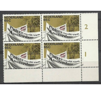 Znaczek Holandia 1982 Mi 1198 Czyste **