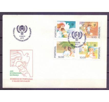 Znaczek Portugalia 1979 Mi 1443-1446 FDC