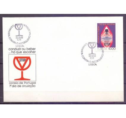 Znaczek Portugalia 1982 Mi 1575 FDC