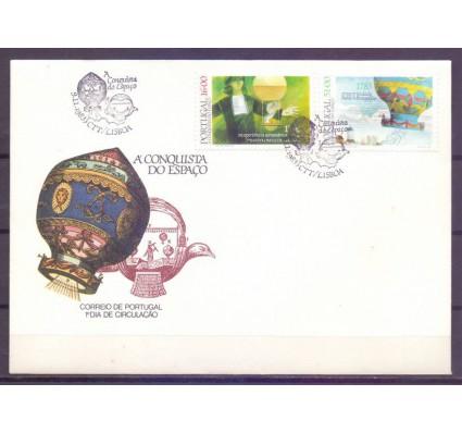 Znaczek Portugalia 1983 Mi 1612-1613 FDC