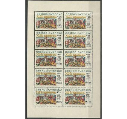 Znaczek Czechosłowacja 1967 Mi ark 1695 Czyste **