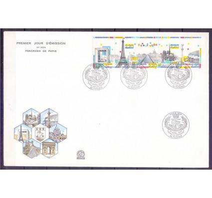 Znaczek Francja 1989 Mi 2710-2714 FDC