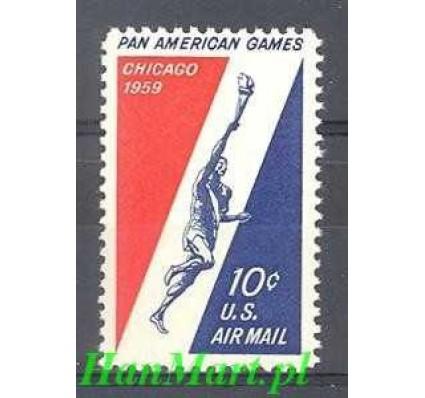 Znaczek USA 1959 Mi 759 Czyste **