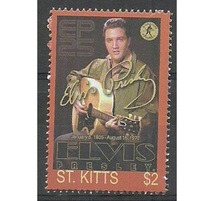 Znaczek Saint Kitts 2007 Mi 954 Czyste **