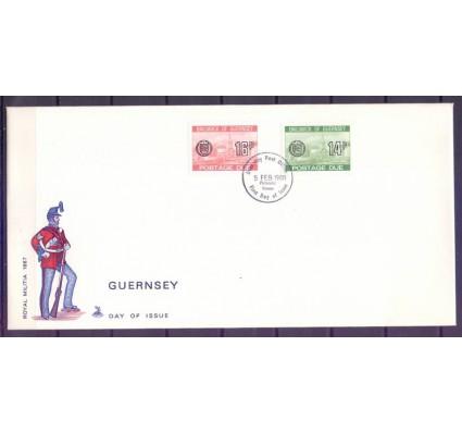 Znaczek Guernsey 1980 Mi por 28-29 FDC