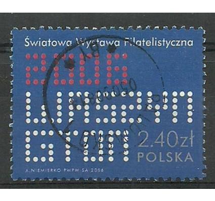 Znaczek Polska 2006 Mi 4240 Fi 4090 Stemplowane