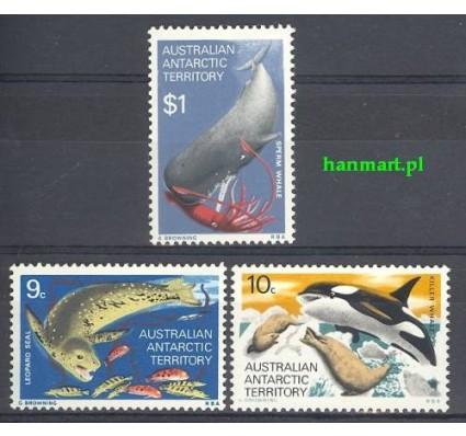 Znaczek Australijskie Terytorium Antarktyczne 1973 Mi 34 Czyste **