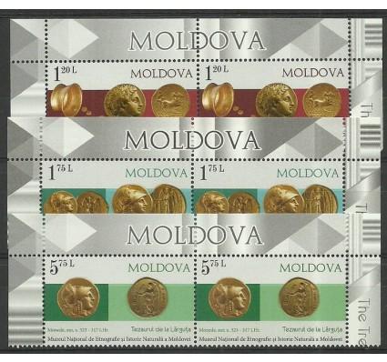 Znaczek Mołdawia 2018 Mi 1048-1050 Czyste **