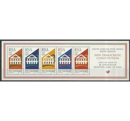 Znaczek Republika Południowej Afryki 1996 Mi ark 1011-1015 Czyste **