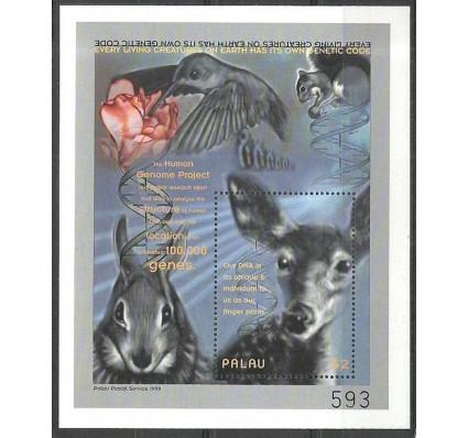 Znaczek Palau 2000 Mi bl 115 Czyste **