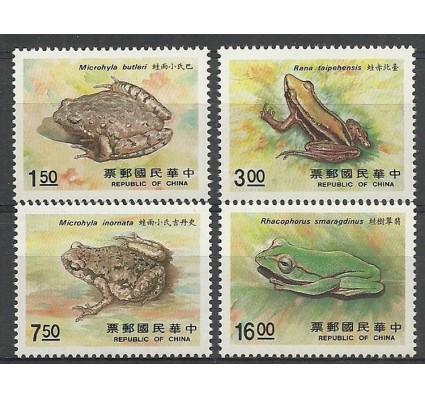 Znaczek Tajwan 1988 Mi 1815-1818 Czyste **