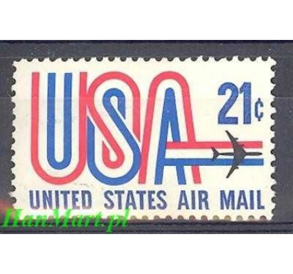 USA 1971 Mi 1036 Czyste **