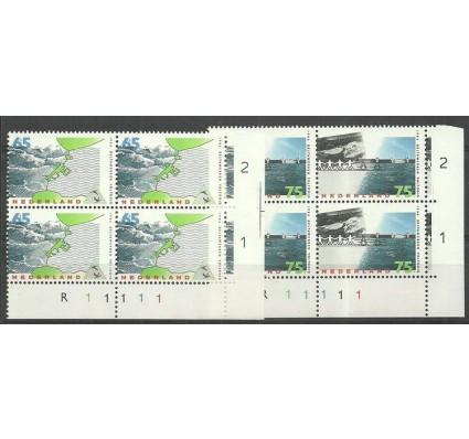 Znaczek Holandia 1986 Mi 1305-1306 Czyste **