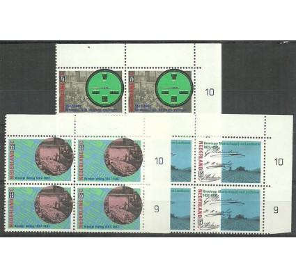 Znaczek Holandia 1987 Mi 1320-1322 Czyste **