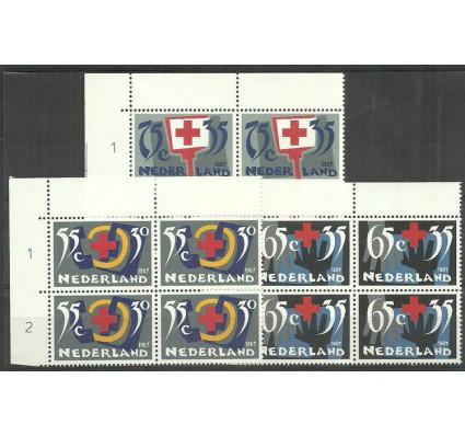 Znaczek Holandia 1987 Mi 1323-1325 Czyste **