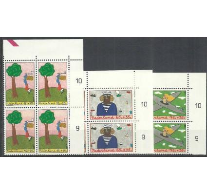Znaczek Holandia 1987 Mi 1328-1330 Czyste **