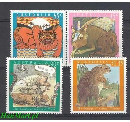 Znaczek Australia 1994 Mi 1415-1418 Czyste **