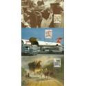 Szwajcaria 1987 Mi 1340-1344 FDC