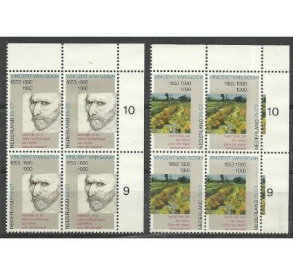 Znaczek Holandia 1990 Mi 1377-1378 Czyste **