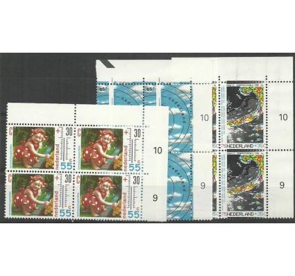 Znaczek Holandia 1990 Mi 1379-1381 Czyste **