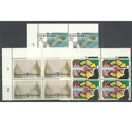 Znaczek Holandia 1990 Mi 1382-1384 Czyste **