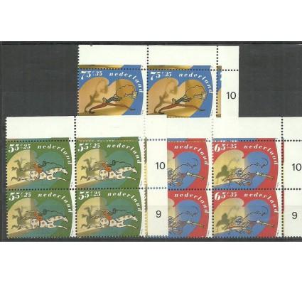 Znaczek Holandia 1990 Mi 1392-1394 Czyste **