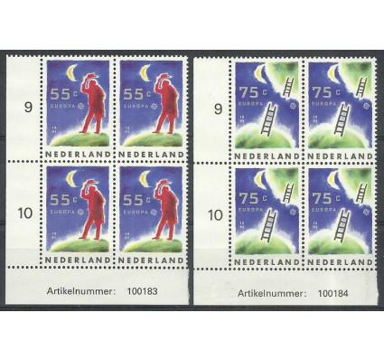 Znaczek Holandia 1991 Mi 1409-1410 Czyste **