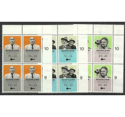 Znaczek Holandia 1993 Mi 1474-1476IA Czyste **