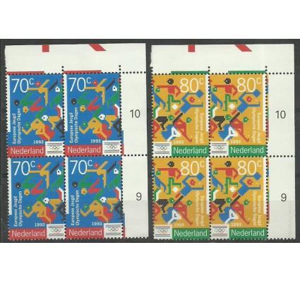 Znaczek Holandia 1993 Mi 1479-1480 Czyste **