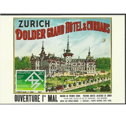 Znaczek Szwajcaria 1982 Mi 1216 Karta Max