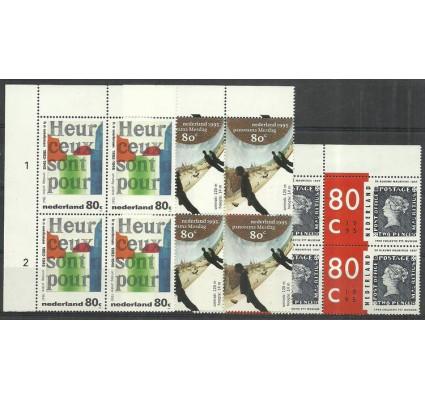 Znaczek Holandia 1995 Mi 1532-1534 Czyste **