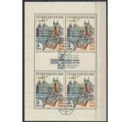 Znaczek Czechosłowacja 1967 Mi ark 1744 Stemplowane