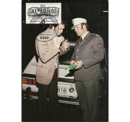 Znaczek Niemcy 1982 Mi 1145 Karta Max