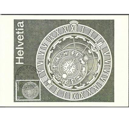 Znaczek Szwajcaria 1980 Mi 1169 Karta Max
