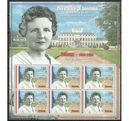 Znaczek Grenada 2004 Mi ark 5483 Czyste **