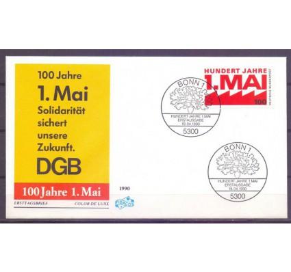Znaczek Niemcy 1990 Mi 1459 FDC