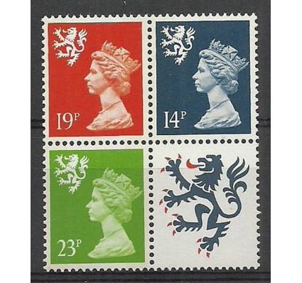 Znaczek Wielka Brytania 1989 Mi zf 49-51 Czyste **
