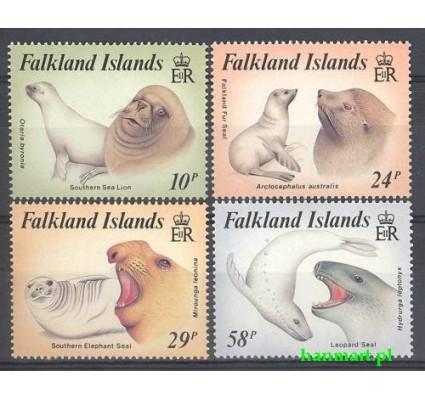 Znaczek Falklandy 1987 Mi 464-467 Czyste **