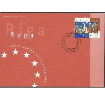 Znaczek Polska 2007 Mi 4334 Fi 4185 FDC