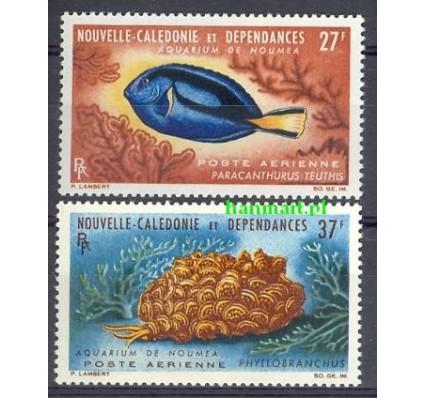Nowa Kaledonia 1964 Mi 408-409 Czyste **