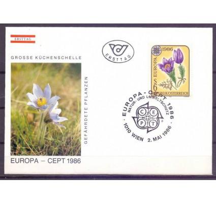Znaczek Austria 1986 Mi 1848 FDC