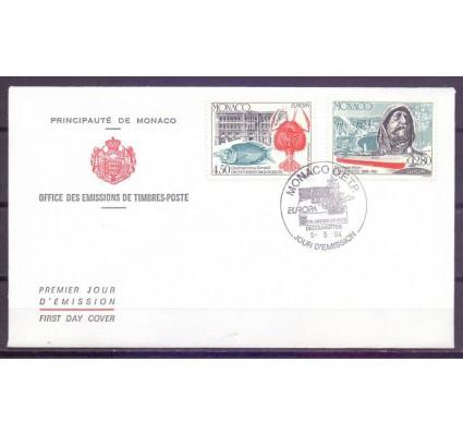 Znaczek Monako 1994 Mi 2178-1279 FDC
